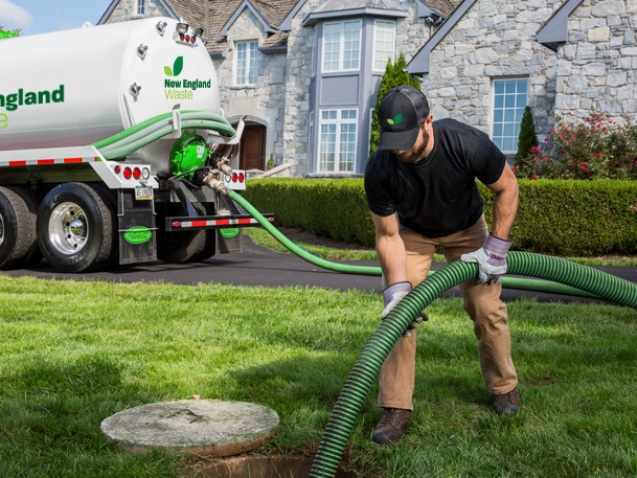New England Waste Septic Pump Out